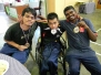 Medal giving in conjunction Sport's Day SMK Permas Jaya 3 on 25.6.12