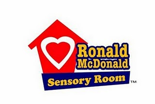 Ronald Macdonald Sensory Room
