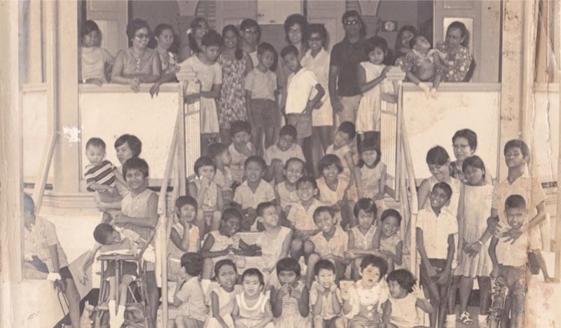 History of Spastic Children Association